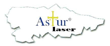 Logotipo Astur Láser